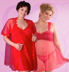 About Curves Plus Size Lingerie